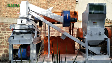 Dld-600 Copper Cable Granulator Machine Scrap Cable Crusher 500kg/H Capacity