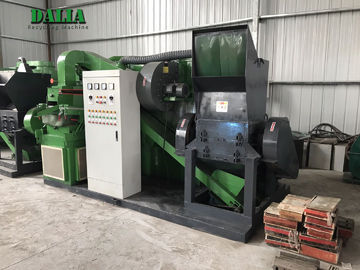 Cable Wire Recycling Machine Copper Cable Recycling Machine 17.5KW Power